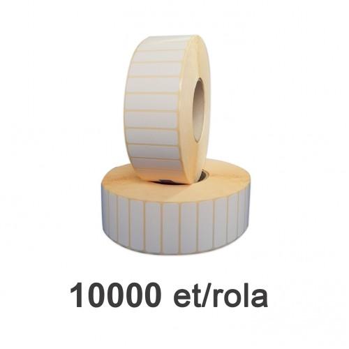 Role De Etichete Semilucioase 140x23 10.000 Et./rola