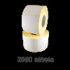 Role de etichete termice 40x24mm, 2000 et./rola