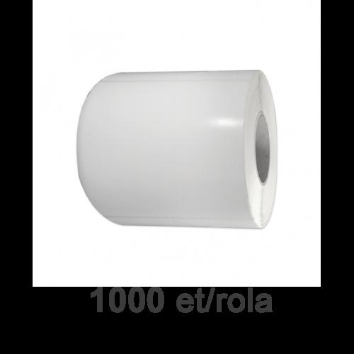 Role De Etichete Plastic Albe 210x148mm A5 1000 Et./rola