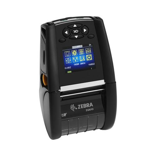 Imprimanta Mobila De Etichete Zebra Zq610 Wi-fi