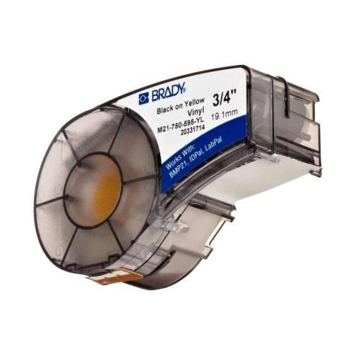 Banda Continua Vinil Brady M21-750-595-yl 19.05mm 6.4m