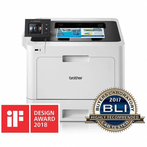 Imprimanta laser color Brother HL-L8360CDW Wi-Fi NFC
