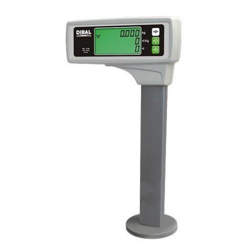 Cantar Dibal KM-2000 6/15 kg incorporabil suport afisaj