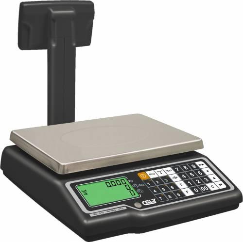 Cantar Dibal G325 15/30 kg acumulator suport afisaj