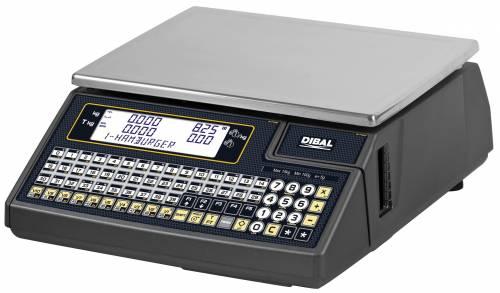 Cantar Dibal Wind W025 6/15 kg memorie extinsa