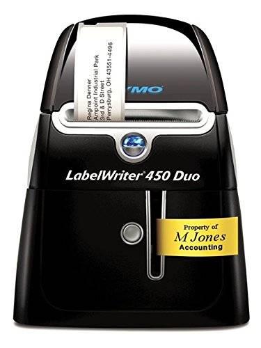 Imprimanta De Etichete Dymo Lw450 Duo Dy838920 Usb