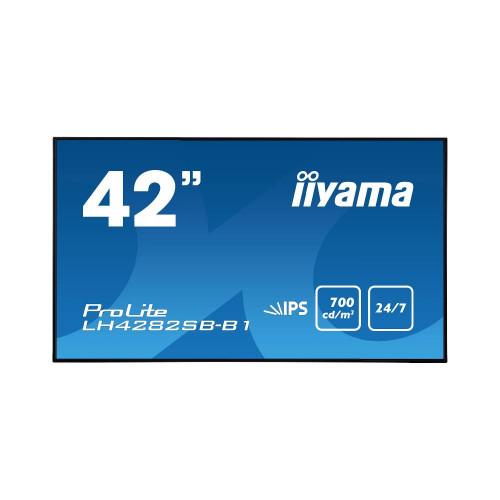 Monitor touchscreen iiyama ProLite LH4282SB 42'' open-frame