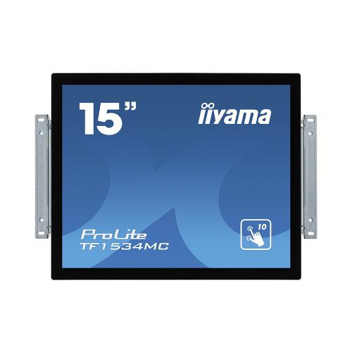 "Monitor touchscreen iiyama ProLite TF1534MC 15"" open-frame"
