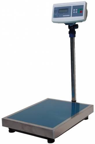 Cantar platforma TECS Z platan 45x60 cm 150/300 kg