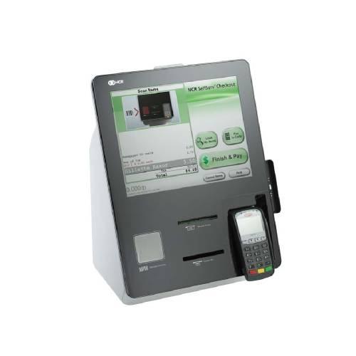"""Sistem Kiosk NCR SelfServ 90 15"""" PCAP"""