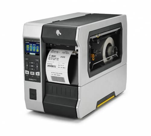 Imprimanta de etichete Zebra ZT610 600DPI peeler rewinder