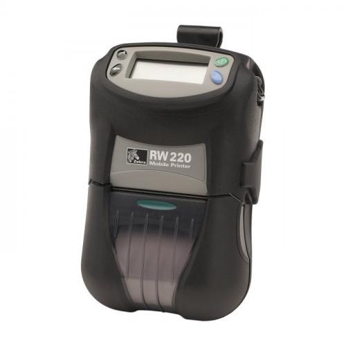 Imprimanta Mobila De Etichete Zebra Rw220 203dpi Bluetooth