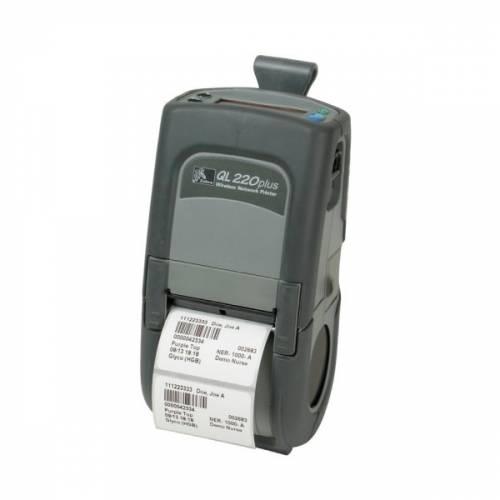 Imprimanta Mobila De Etichete Zebra Ql220 Plus Bluetooth [reconditionat]