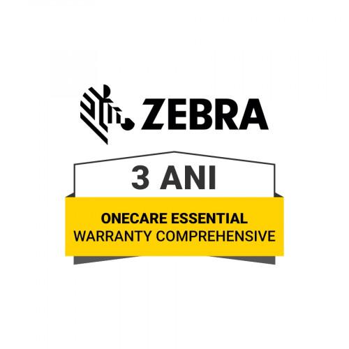 Extindere garantie 5 ani Zebra OneCare Essential Comprehensive - ZXP7